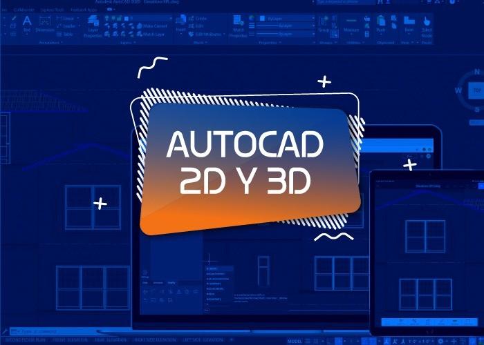Autocad 2D y 3D